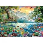 Puzzle  Art-Puzzle-5485 Utopia
