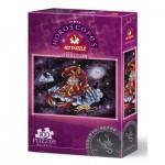 Puzzle  Art-Puzzle-5808 Horoscope - Scorpion