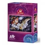 Puzzle  Art-Puzzle-5811 Horoscope - Verseau