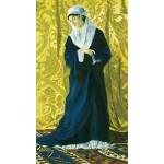Puzzle  Art-Puzzle-81043 Osman Hamdi Bey : Old Istanbul Lady