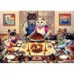 Puzzle   Cat Family