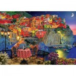 Puzzle   Cinque Terre - Italie