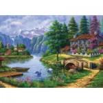 Puzzle   Lake Village