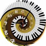 Puzzle Horloge - Rythme du Temps (Pile non fournie)