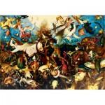 Puzzle  Art-by-Bluebird-60032 Pieter Bruegel the Elder - The Fall of the Rebel Angels, 1562