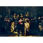 Puzzle  Art-by-Bluebird-60078 Rembrandt - The Night Watch, 1642
