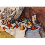 Puzzle  Art-by-Bluebird-60132 Paul Cézanne - Still Life with Apples, 1895-1898