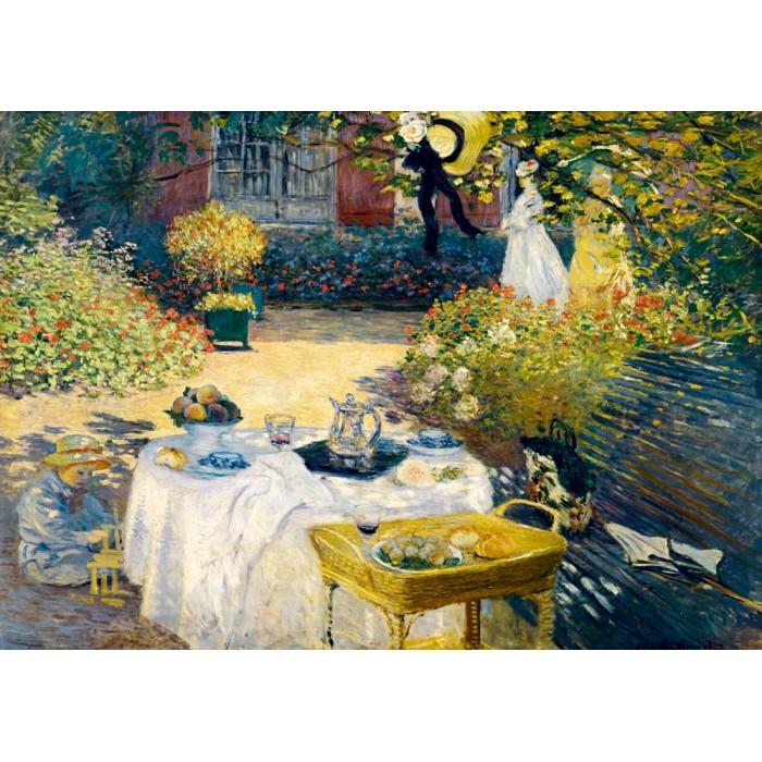Claude Monet - The Lunch, 1873