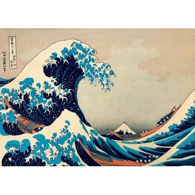 Puzzle Art-by-Bluebird-Puzzle-60045 Hokusai - The Great Wave off Kanagawa, 1831