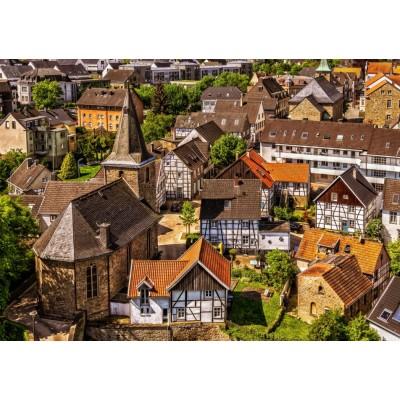 Puzzle Bluebird-Puzzle-70035 Old Village