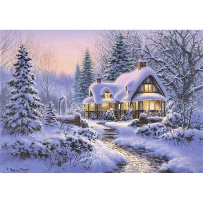 Winter's Blanket Wouldbie Cottage