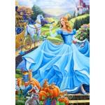 Puzzle  Bluebird-Puzzle-70085 Cinderella