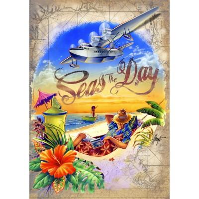 Puzzle Bluebird-Puzzle-70105 Seas Day