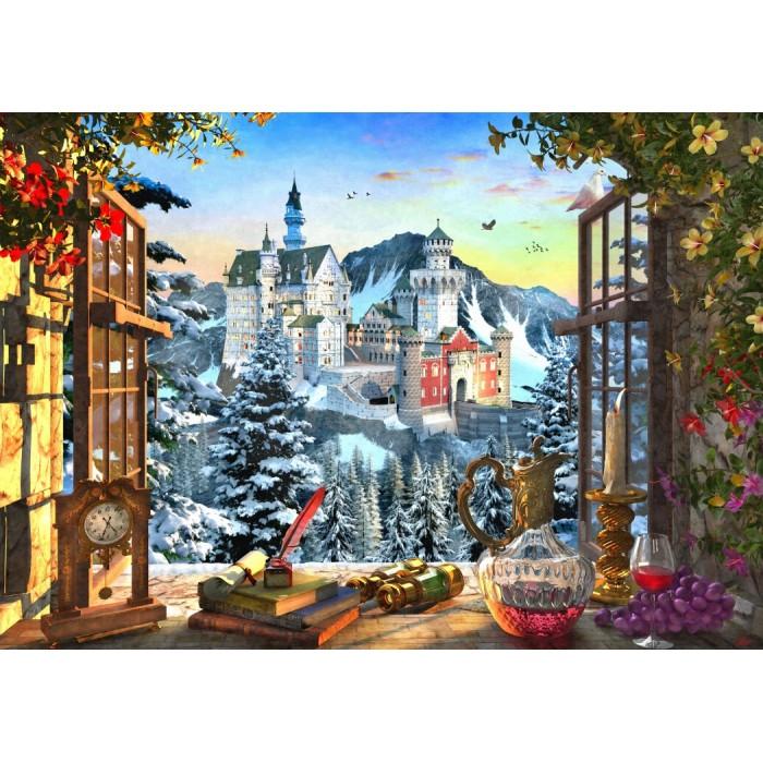 Mountain Castle