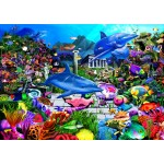 Puzzle  Bluebird-Puzzle-70145 Lost Undersea World