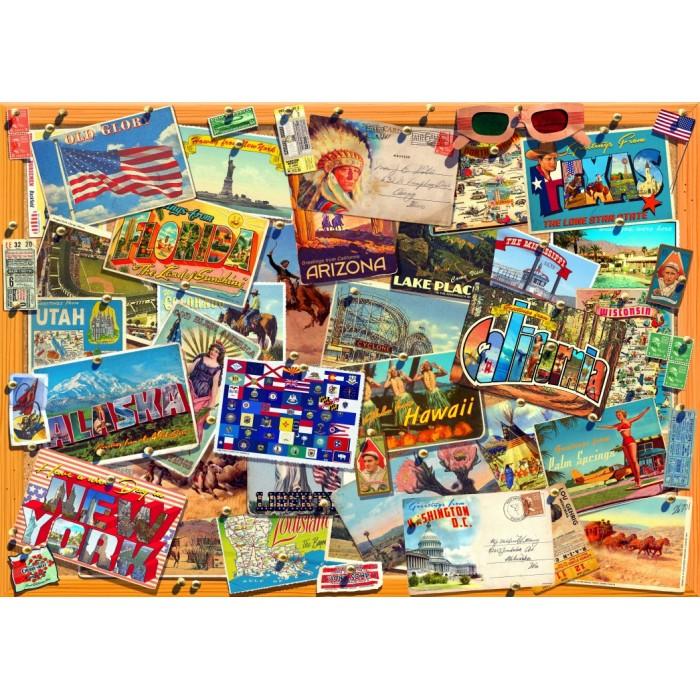 Postcard (USA)