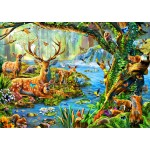 Puzzle  Bluebird-Puzzle-70185 Forest Life