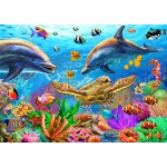 Puzzle  Bluebird-Puzzle-70189 Sealife
