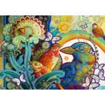 Puzzle  Bluebird-Puzzle-70297 Basket of Paradise