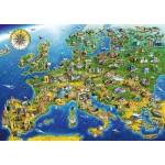 Puzzle  Bluebird-Puzzle-70322-P European Landmarks