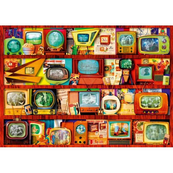 Golden Age of Television-Shelf