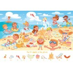 Puzzle  Bluebird-Puzzle-70351 Search and Find - The Beach