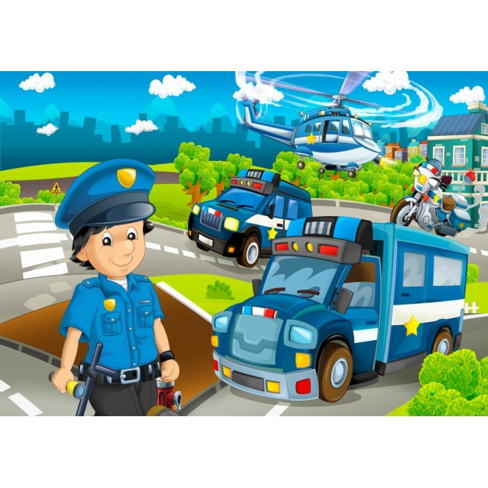 Police Rescue Team