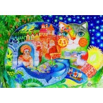 Puzzle  Bluebird-Puzzle-70411 Russian Tale
