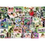 Puzzle  Bluebird-Puzzle-70471 Cats