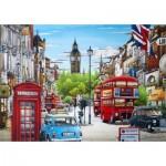 Puzzle  Bluebird-Puzzle-70502-P London