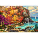 Puzzle   A Beautiful Day at Cinque Terre
