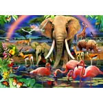 Puzzle   African Savannah
