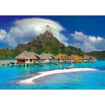 Puzzle   Bora Bora, Tahiti