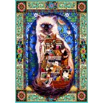 Puzzle   Cats Galore