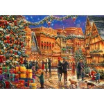 Puzzle   Christmas at the Town Square