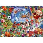 Puzzle   Christmas Globe