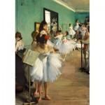 Puzzle   Degas - The Dance Class, 1874