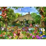 Puzzle   English Cottage Garden