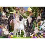 Puzzle   Fairy Queen with Unicorn