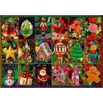 Puzzle   Festive Ornaments