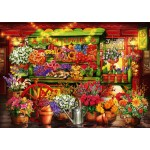Puzzle   Flower Market Stall