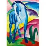 Puzzle   Franz Marc - Blue Horse I, 1911