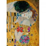 Puzzle   Gustave Klimt - The Kiss (detail), 1908