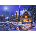 Puzzle   Holiday Spirit