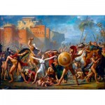 Puzzle   Jacques-Louis David - The Intervention of the Sabine Women, 1799