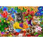 Puzzle   Kitten Fun