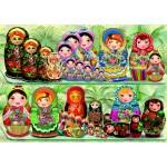 Puzzle   Matryoshka Dolls
