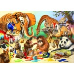 Puzzle   Monkeyangelo