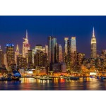Puzzle   New York by Night