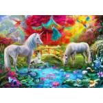 Puzzle   Oriental Unicorns
